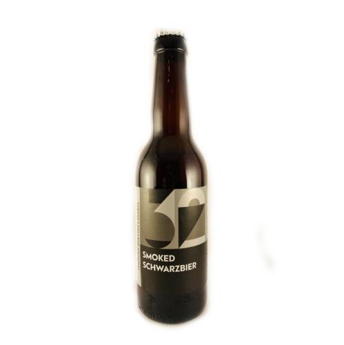 Sakiškės Brewery SMOKED SCHWARZBIER (0,33 l but.)
