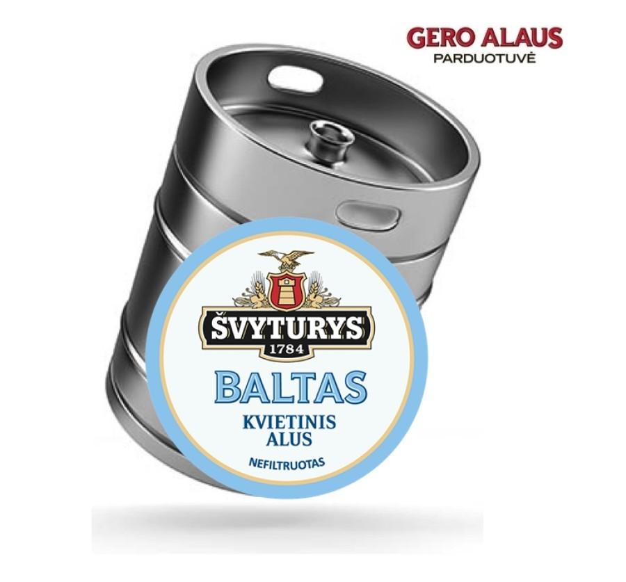 Švyturio BALTAS (statinėmis)