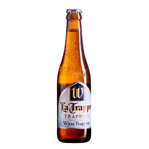 Bierbrouwerij De Koningshoeven LA TRAPPE WITTE (0,33 l but.)