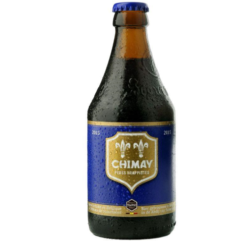 Chimay BLUE (0,33 l but.)