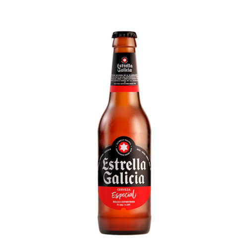 Damm ESTRELLA GALICIA (0,33 l but.)