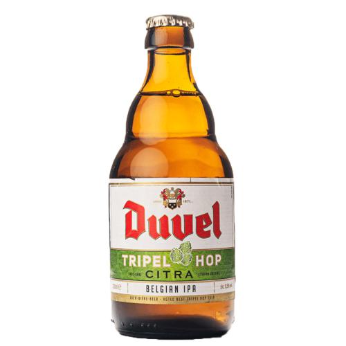DUVEL TRIPLE HOP CITRA (0,33 l but.)