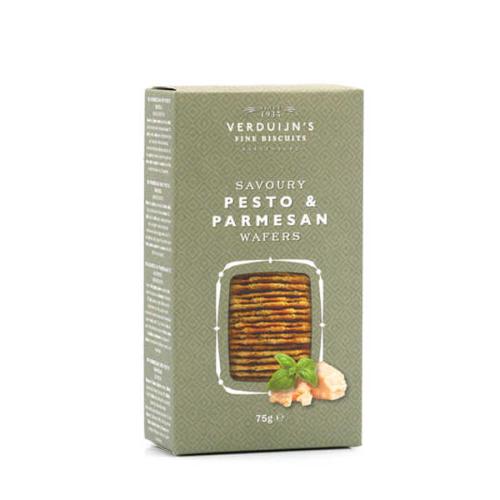Krekeriai Verduijn's PESTO AND PARMEZAN