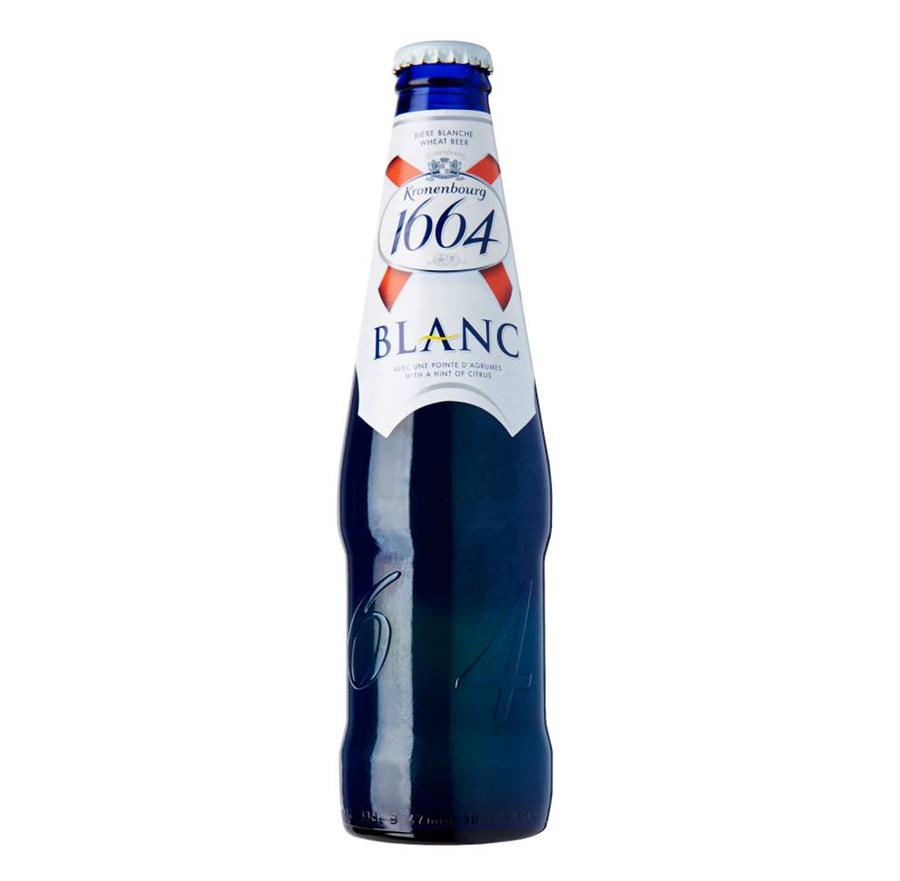 Kronenbourg 1664 BLANC (0,33 l but.)